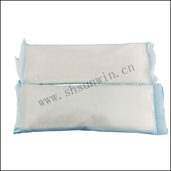 Hospital perineal Instant cold absorbent pack from Shanghai Senwo